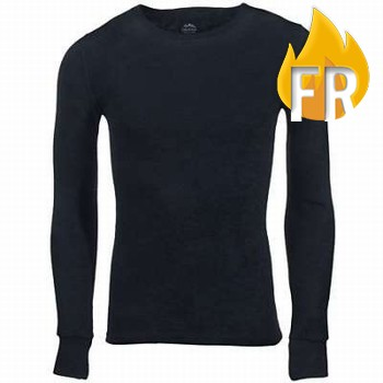 ColdPruf FR Base Layer Crew Neck Top