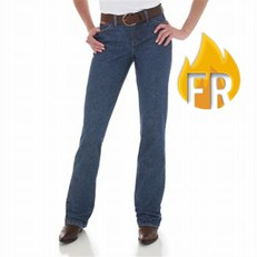 Wrangler® FR Women's Five Pocket Jean