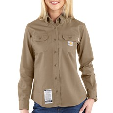 Carhartt Women's FR Twill Shirt