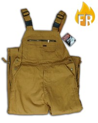 Key FR Traditional Insulated Bib Overall