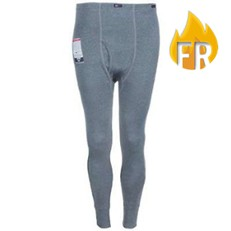 Key FR Thermal Base Layer Bottom - Gray