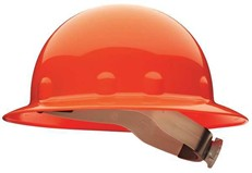 Fibre-Metal E1RW Full-Brim Hard Hat w/ Ratchet Suspension - Orange
