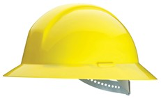 A49020000 Everest Full Brim North by Honeywell Hard Hat - Yellow