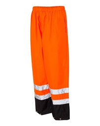 ML Kishigo - Storm Cover Waterproof Rain Pant - RWP103 - Orange