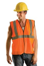 Occunomix Value Solid Standard Vest - Orange