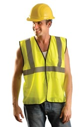 Occunomix Value Mesh Standard Vest - Yellow