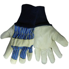 Global Glove: 2900KW Pigskin w/ Cold Keep Insulation, Knit Wrist. Per Dozen/Size