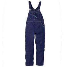 Key Bib Overall, Hi-Back, Zippered Fly - 273.43