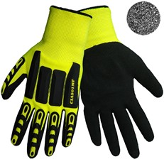 Global Glove: CIA501MF Vise Gripster® C.I.A. w/ High Vis Per Dozen/Size