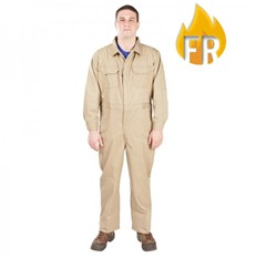 Utility Pro FR Coverall - Tan